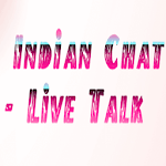 Indian chat - Live talk icon
