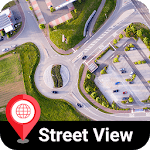 Live Street View 360 – Satellite View, Earth Map for pc logo