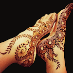 Foot Mehndi Designs 2019 Latest for pc logo