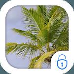 Coconut Beach Live Theme icon