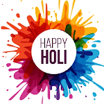 Holi Stickers for WhatsApp ( WAStickerApps ) icon