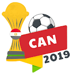 African Cup 2019 - Calendar & Results icon