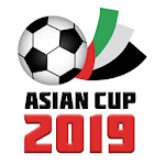 Fixtures & Live scores for Asian cup 2019 icon