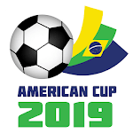 Live scores for the American Cup 2019 for pc logo