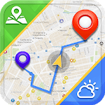 Offline GPS - Maps Navigation & Directions Free icon