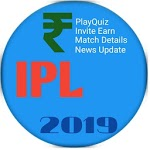 IPL - All Details & Earn Money  & Quiz 2019 icon