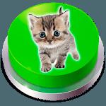 Kitten Cat Meow Button icon