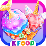 Unicorn Chef: Mermaid Cooking Games for Girls icon