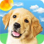 Weather Puppy-Radar,Forecast & Pet Dog Pictures icon