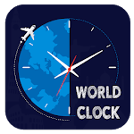 World Clock : All Country Time icon