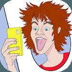 SelfieApp - Fake Selfie Game icon