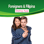 Foreigners & Filipinas Dating App for pc logo