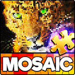 Mosaic Magic: Jigsaw Puzzle Joy icon