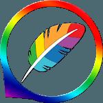 Pluma Chat - Citas Encuentros Gay Video Llamada icon