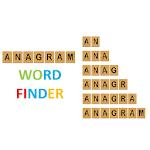Anagram Word Finder - Solver icon