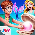 Mermaid Secrets25-Mermaid Princess Ocean Diary icon