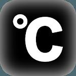 temperature battery (℃) icon