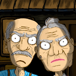 Grandpa And Granny House Escape icon
