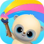 YooHoo & Friends Coloring Book icon
