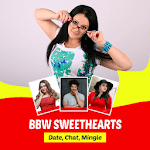 BBW SWEETHEARTS - Date , Chat , MIngle icon