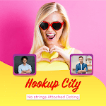 HookUp City - No Strings Attached Dating icon