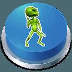 Marcianito 100% Real No Fake Meme Button icon