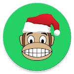 WAStickerApps - Monkey Stickers for WhatsApp icon