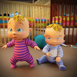Real Mother Simulator 3D New Baby Simulator Games for pc logo