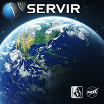 SERVIR - Weather, Hurricanes, Earthquakes & Alerts for pc logo