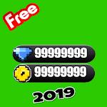 Cheat For Pixel Gun 3D 2k19 icon