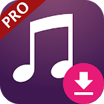 Free Music Downloader & Mp3 Music Download for pc logo