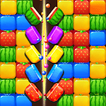 Fruit Candy Cube icon
