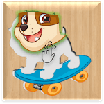 Puppy Patrol Game for Kids icon