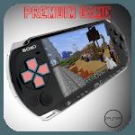 PSP Emulator Pro (Free Premium Game PS2 PS3 PS4) icon