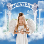 Heaven Photo Frame icon