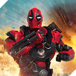 Iron Avenger - Infinite Warfare RPG icon