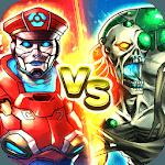 Robots Vs Zombies Games icon