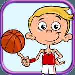Toddler Basketball Coach icon
