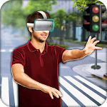 Walk Virtual Reality 3D Joke icon