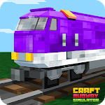 Block Subway Simulator icon