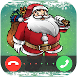 A call From Santa Claus . icon