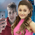 Selfie With Ariana Grande for pc logo