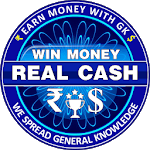 Win Money Real Cash - Play GK Quiz & Become Rich icon