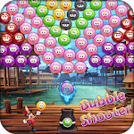 Bubble Shooter For Emoji icon