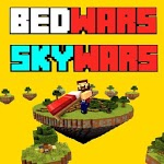BedWars & SkyWars Maps for MCPE icon