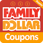Smart Coupons for Family Dollar – Hot Discounts 🔥 icon