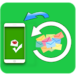 Restore deleted sms messages icon