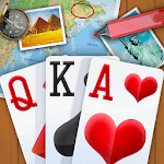 Solitaire Journey for pc logo
