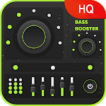 Super loud Equalizer Volume Booster Sound Booster icon