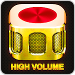 Loud Volume Booster : Amplifier Speaker Phone Pro for pc logo